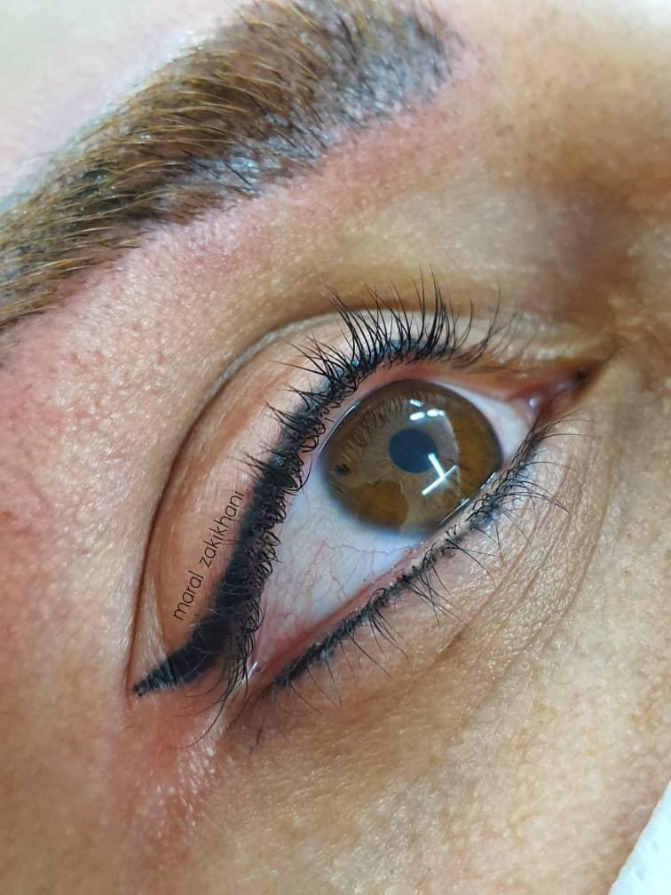 آرایش دائمی چشم در کرج