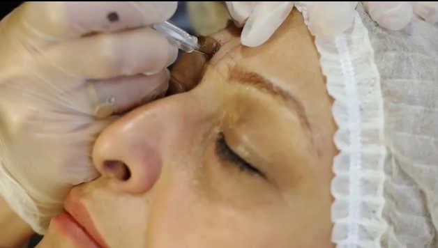 #hashoor #micropigmetation #microblading #beauty tatto#رژلب #خط_لب #خط_چشم #خط_مژه #بن_مژه