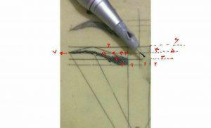 آموزش طراحی و قرینه سازی ابرو