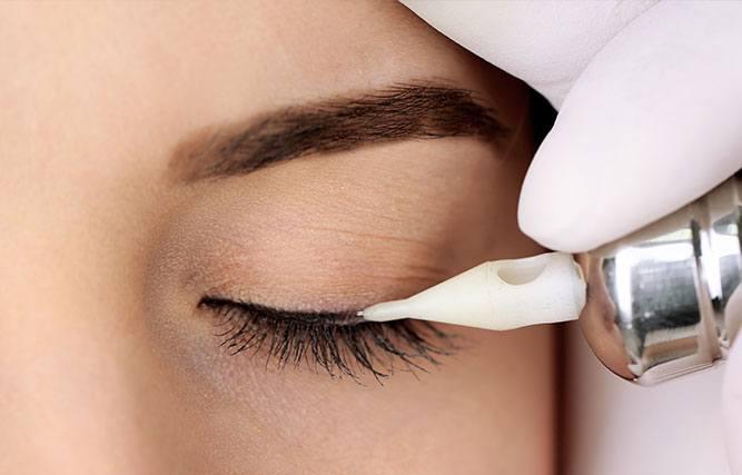 میکروپیگمنتیشن یا آرایش دائمی