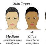 انتخاب رنگ مناسب در آرایش دائم