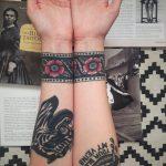 تاریخچه تاتو و خالکوبی